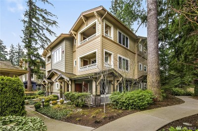 Kirkland Condo/Townhouse For Sale: 11302 124th Ave NE #302