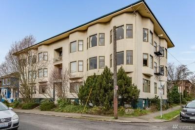 Seattle Condo/Townhouse For Sale: 1414 E Harrison St #L
