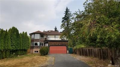 Bellingham Single Family Home For Sale: 4521 E Oregon St