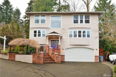 King County Single Family Home For Sale: 19041 53rd Ave NE