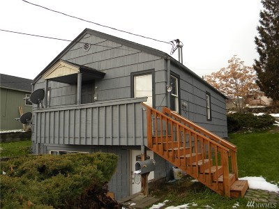Chelan County Multi Family Home For Sale: 1004 Monitor