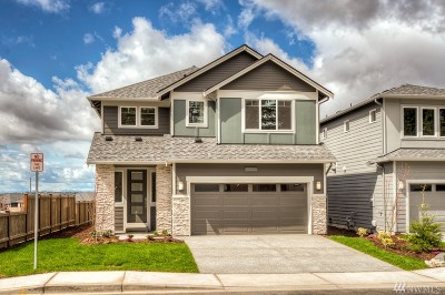 Bothell Single Family Home For Sale: 1126 199th St SE #ARV37