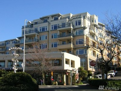 Condo/Townhouse Sold: 109 2nd St S #532