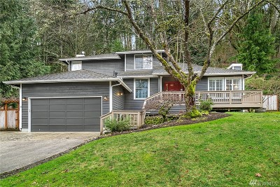 Issaquah Single Family Home For Sale: 20623 SE 136th St