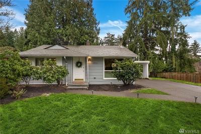 Shoreline Single Family Home For Sale: 1005 NE 188th St