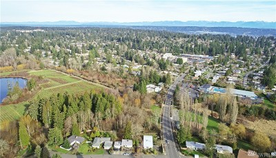 Bellevue Single Family Home For Sale: 832 150th Place SE