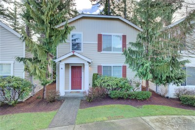Snoqualmie Condo/Townhouse For Sale: 34622 SE Osprey Ct #16