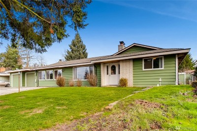 Kent Single Family Home For Sale: 21004 101st Ave SE
