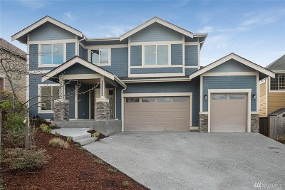 Kent Single Family Home Contingent: 20317 97th Place S