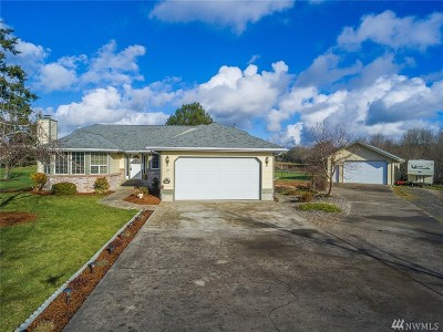 Chehalis Single Family Home For Sale: 149 Stone Wy