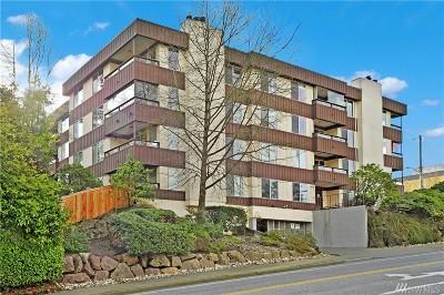Condo/Townhouse Sold: 3421 SW Roxbury St #206