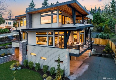 Kirkland Single Family Home For Sale: 1306 3rd St
