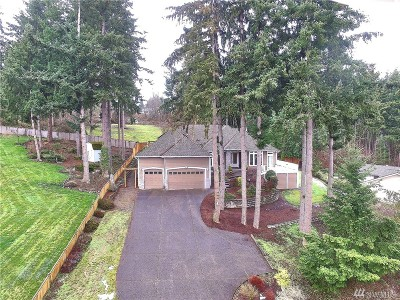 Lake Tapps WA Single Family Home For Sale: $725,000