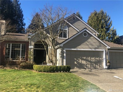 Sammamish Single Family Home For Sale: 2023 236th Ave NE
