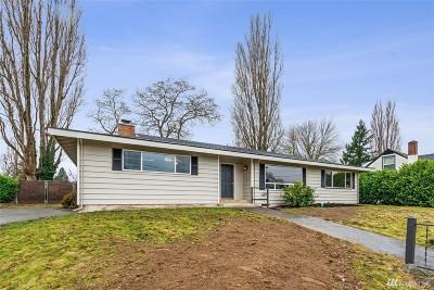 Tacoma Single Family Home For Sale: 3528 S Asotin St