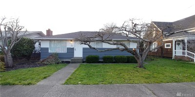 Renton Single Family Home For Sale: 535 Williams Ave N