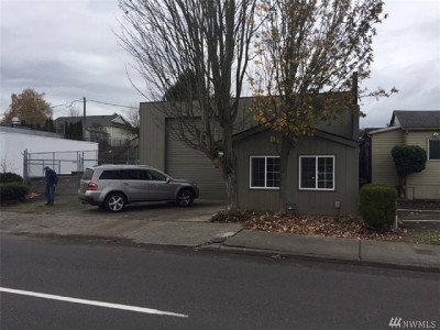 Seattle Commercial For Sale: 10623 16th Ave SW