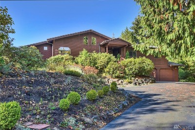 Poulsbo Single Family Home Pending: 23997 Vinland Ct NW