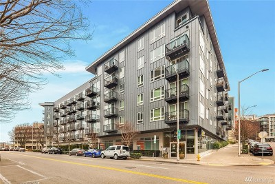 Condo/Townhouse Sold: 3104 Western Ave #518