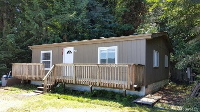 Mason County Rental For Rent: 4964 E State Route 106