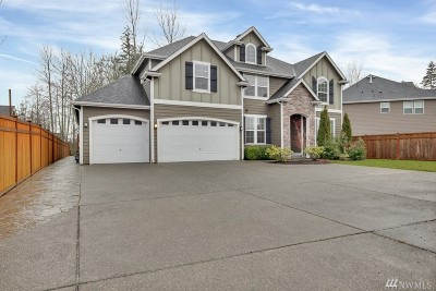 Puyallup Single Family Home For Sale: 13411 80th Ave E
