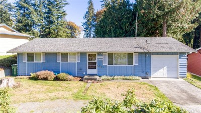 Single Family Home Sold: 2109 99th Ave SE