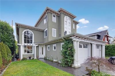 Bellevue Multi Family Home For Sale: 2314 103rd Ave NE