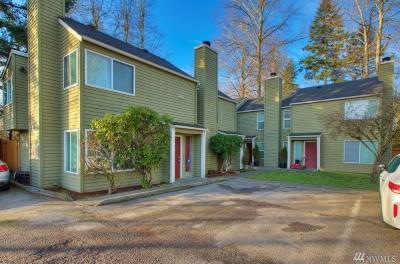 Renton Condo/Townhouse For Sale: 17117 116th Ave SE #B2