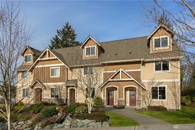 Mountlake Terrace Single Family Home For Sale: 5913 212th Place SW #3