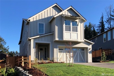 Federal Way Single Family Home For Sale: 31306 43rd Place SW #2