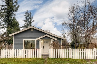 Enumclaw Single Family Home For Sale: 2919 Division St