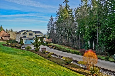 Poulsbo Single Family Home Contingent: 16420 Viking Way NW