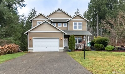 Tumwater Single Family Home For Sale: 4825 Rural Rd SW