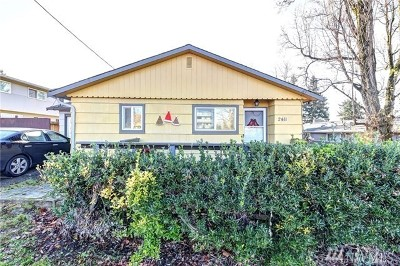 Des Moines Single Family Home For Sale: 2411 S 240th St