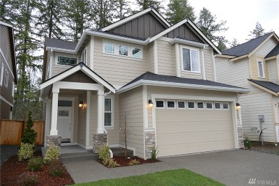 Lacey Single Family Home For Sale: 4254 Dudley Dr NE #Lot71