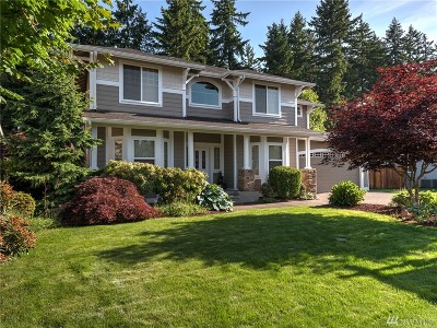 Tacoma Single Family Home For Sale: 3410 169th St Ct E