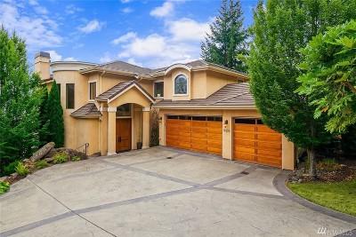 Mercer Island Single Family Home For Sale: 8435 SE 87th St