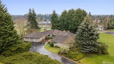 Sammamish Single Family Home For Sale: 3403 SE 207th Ave