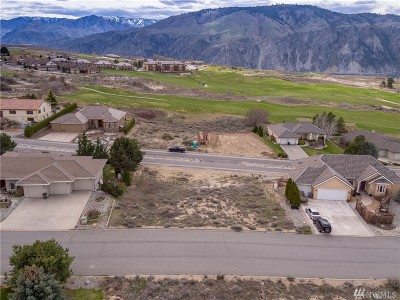 Chelan, Chelan Falls, Entiat, Manson, Brewster, Bridgeport, Orondo Residential Lots & Land For Sale: 307 Desert View Place
