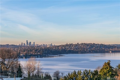 Seattle Single Family Home For Sale: 7127 S Sunnycrest Rd