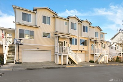 Bothell Condo/Townhouse For Sale: 14915 38th Dr SE #U1154