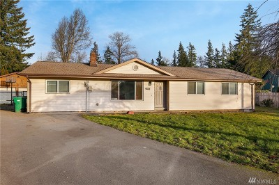 Marysville Single Family Home For Sale: 4621 129th Place NE