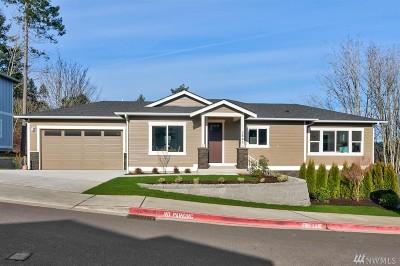 Gig Harbor Single Family Home For Sale: 3845 Scott Lane