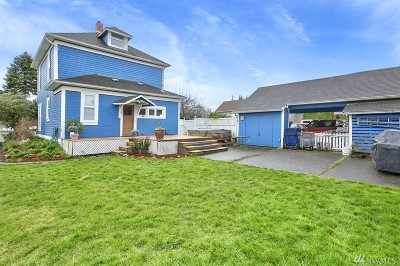 Stanwood Single Family Home For Sale: 27218 103rd Dr NW