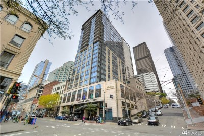 Condo/Townhouse Sold: 1000 1st Ave #2304