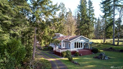 Port Orchard Single Family Home Pending: 6102 E Hilldale Rd