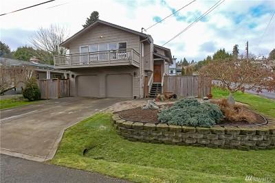 Port Orchard Single Family Home Pending: 2212 Spring St E