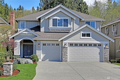 Sammamish Single Family Home For Sale: 822 200th Ave SE