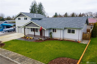 Whatcom County Single Family Home Contingent: 505 Brook Wy