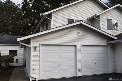 Everett Condo/Townhouse For Sale: 217 112th St SW #C103